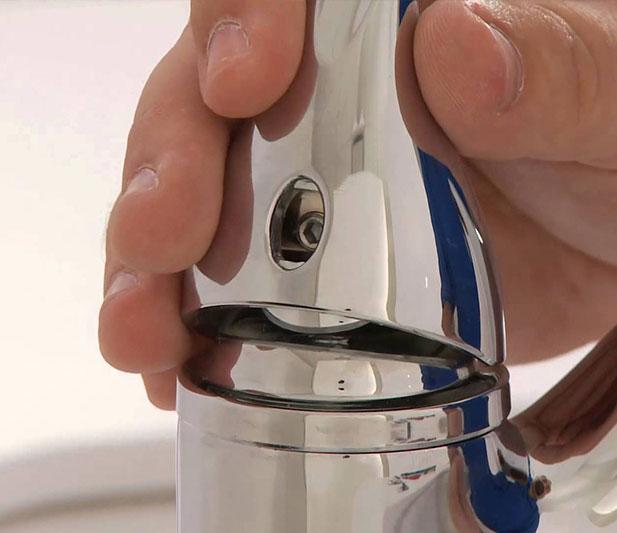 Faucet Install & Repair